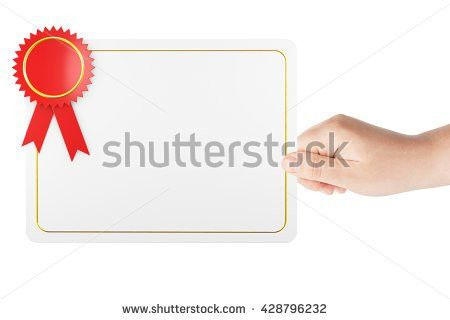 Certificate Template Stock Photos, Images & Photography | Shutterstock
