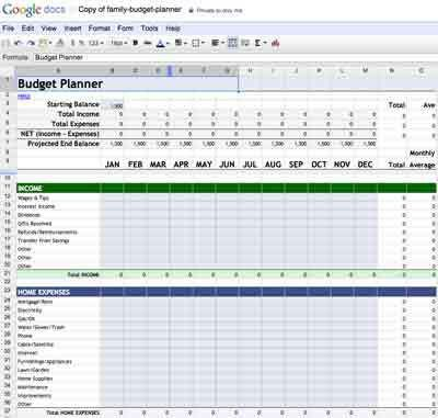 Photography For Real Estate » Using Spreadsheets To Track Your ...