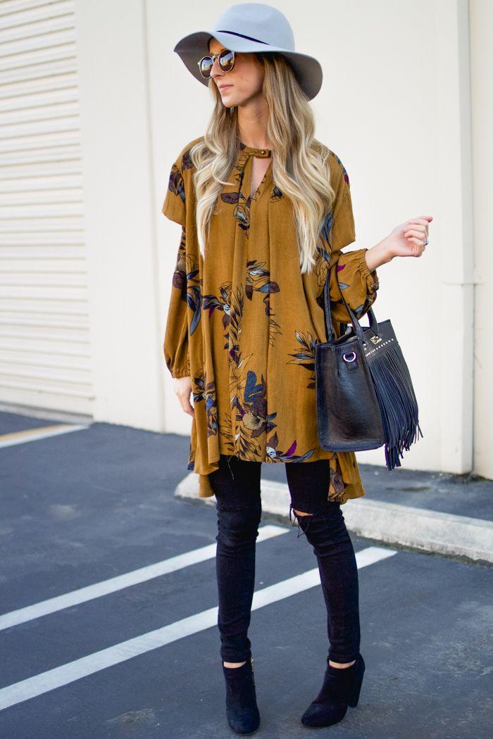 0c6a83a58976bd89647e791a391e2288 How to wear a tunic 15 best outfits