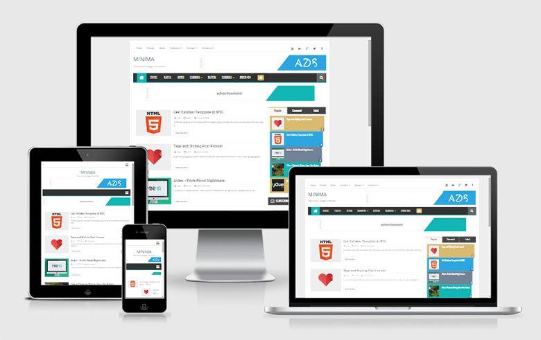 Top 8 Best Free Arlina Design Responsive Blogger Template - TechClient