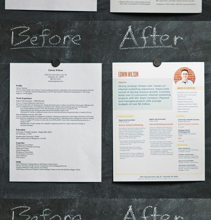 Awe-Inspiring How To Make My Resume Stand Out 5 Resume Examples ...