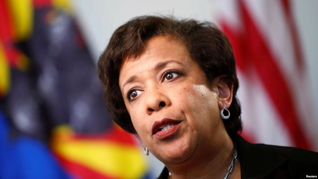US Attorney General to Accept Recommendations in Clinton Email Case