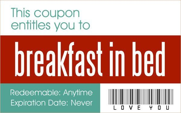 5 Coupon Templates - formats, Examples in Word Excel