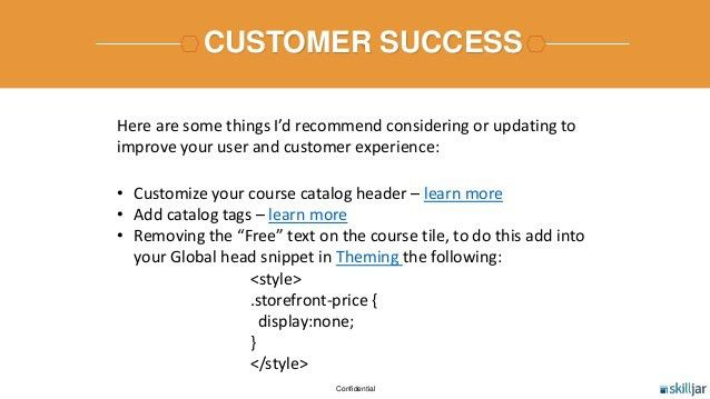 Customer Success Quarterly Business Review (QBR) Template