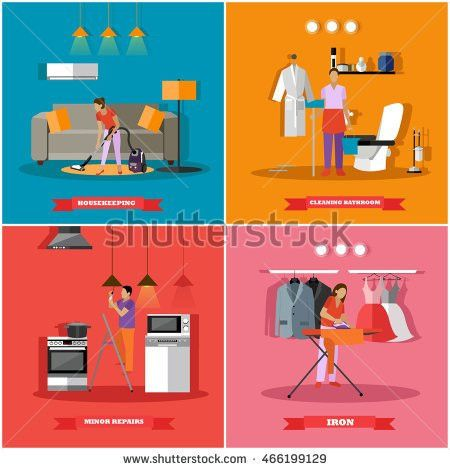 House Cleaner Stock Images, Royalty-Free Images & Vectors ...