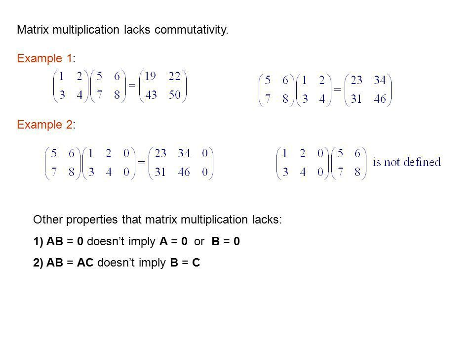 Chapter 1: Matrices Definition 1: A matrix is a rectangular array ...