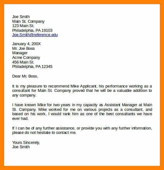 12+ proper recommendation letter format   format of notice