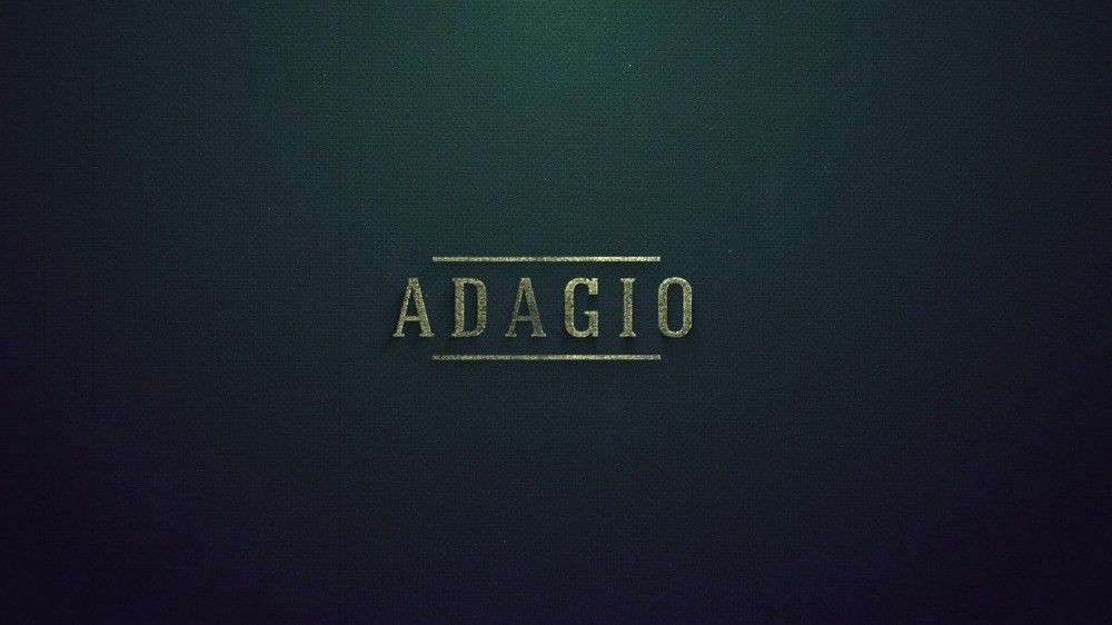 Adagio: Sentimental Video Slideshow - After Effects Template