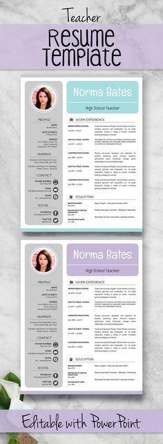 Vintage Rose Complete Resume Pack | Feminine, Cv template and Cv ...