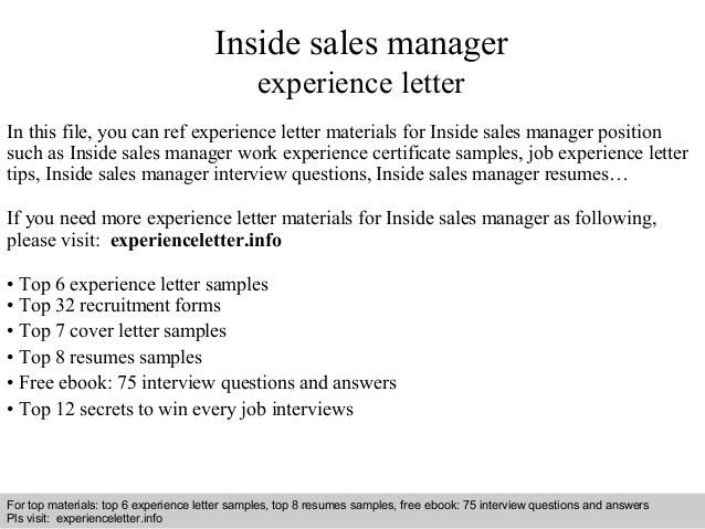 sales cover letter examples inside sales cover letter examples ...