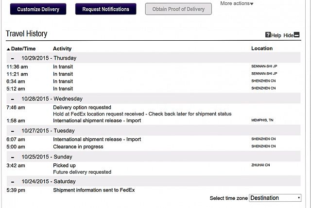Microsoft Band 2 Shipping - Page 2 - Windows Central Forums