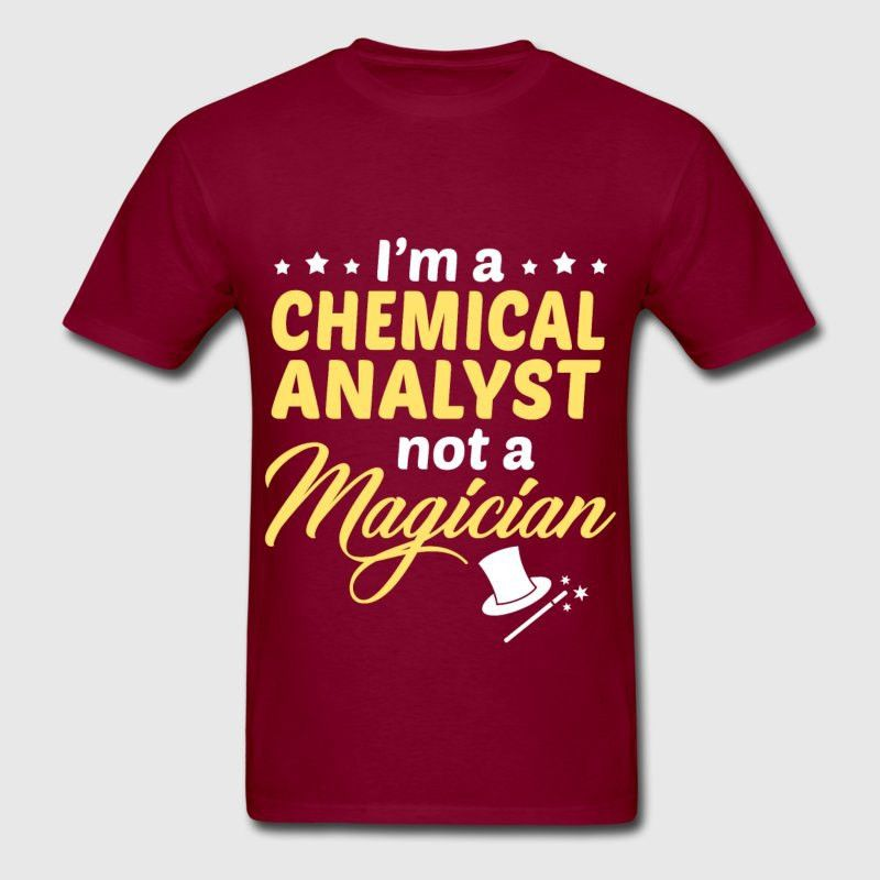 Chemical Analyst T-Shirt | Spreadshirt