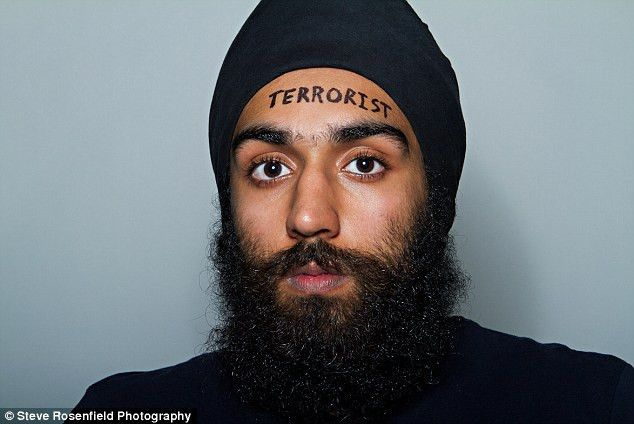 Victims of prejudice share worst insults they've received in photo ...