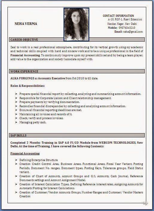 Best Resumes Format | haadyaooverbayresort.com