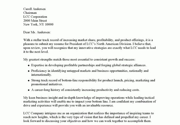 resume cover letter tips ceo sample - Writing Resume Sample ...