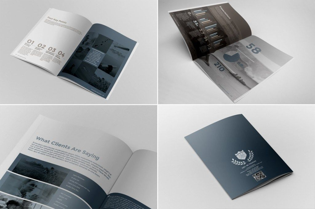 A Photoshop Brochure Template for Everyone Out There