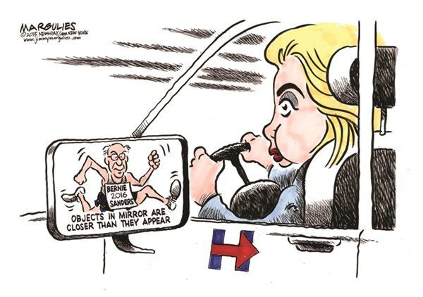 True American Stories: Bernie and Hillary's Fallacies