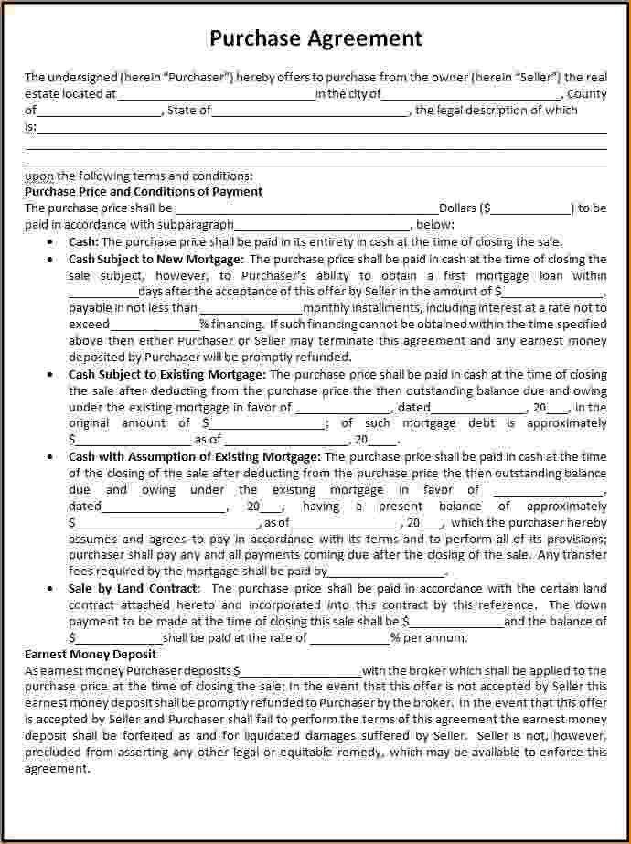 equipment purchase agreement template - thebridgesummit.co
