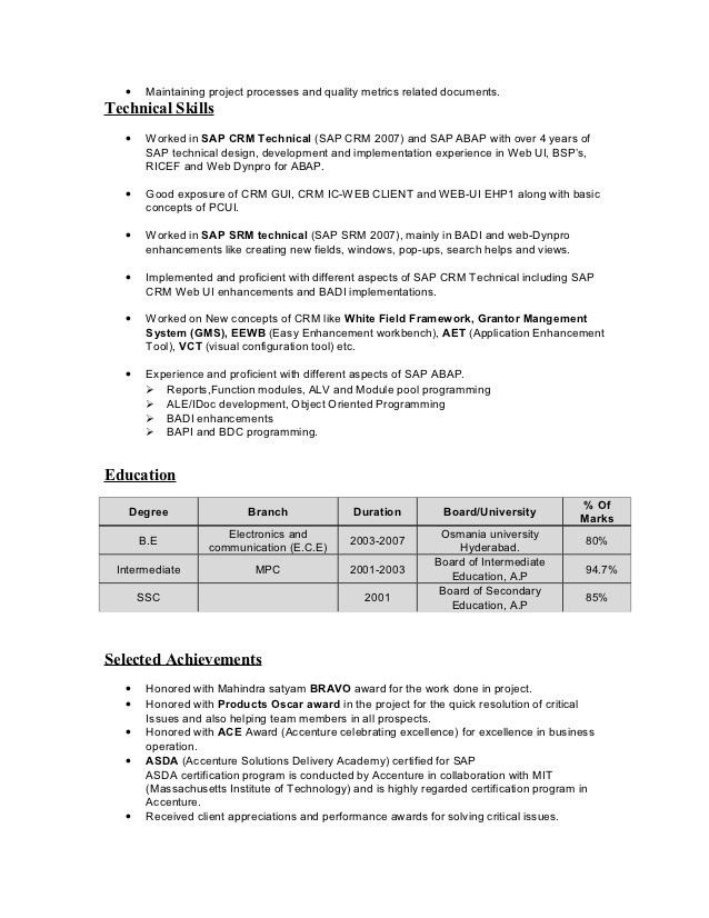 sample resume cv sample resumecv for secretary english club free