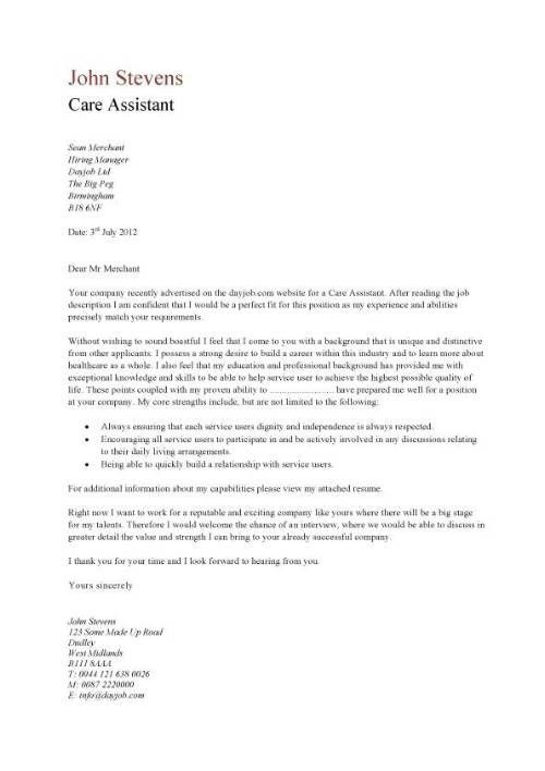 28+ [ Resume Cover Letter Aged Care ] | Aged Care Worker Resumes ...