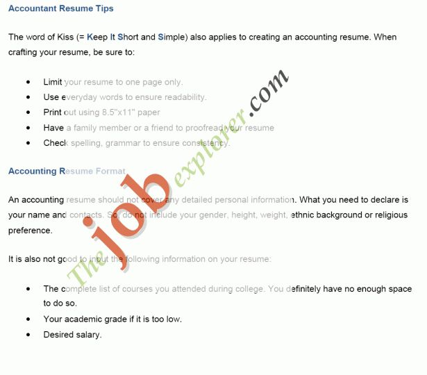 sample resume with achievements samples of achievements on