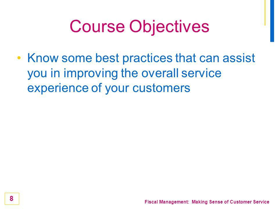 Making Sense of Customer Service - ppt download