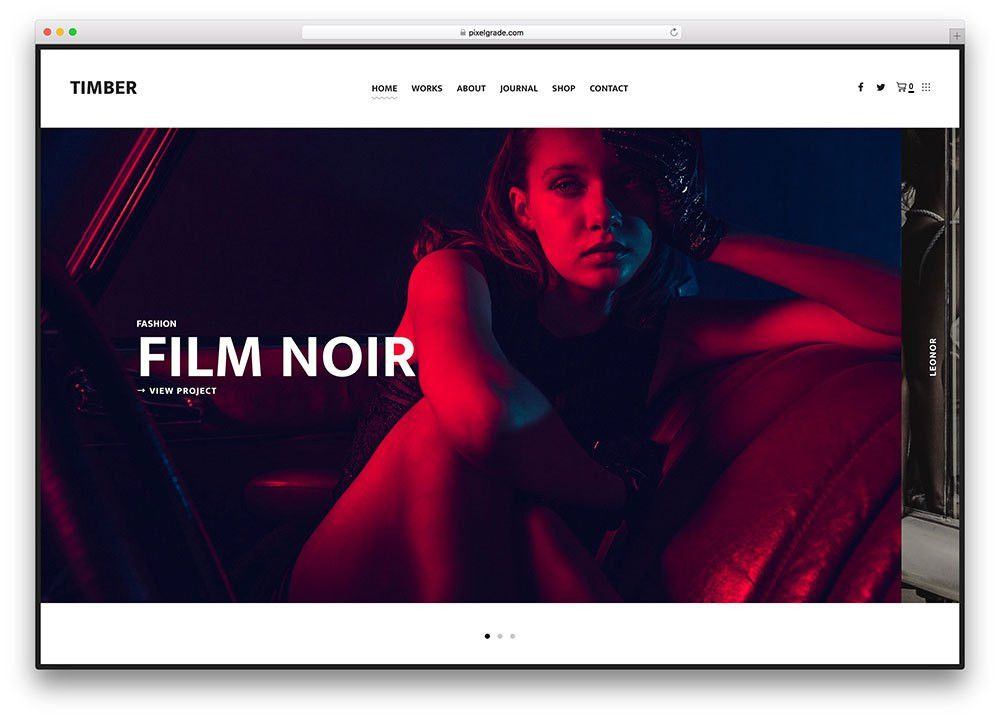 50+ Greatest Pictures WordPress Themes For Skilled and Passion ...
