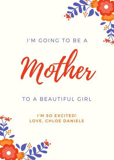 Pregnancy Announcement Templates - Canva