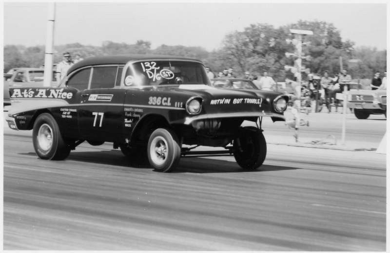 Photo: ats a nice | Tri Five 55 56 57 Chevy Gassers album ...