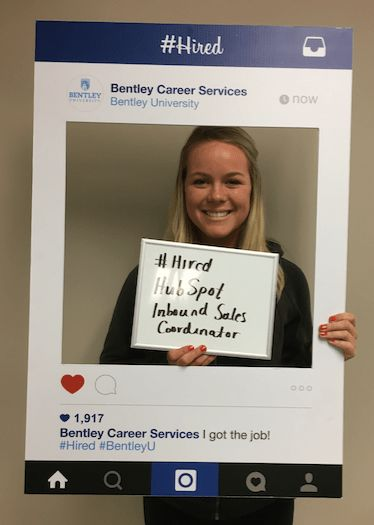 Victoria Rotermund (MK, '17) is #HIRED with a full-time position ...