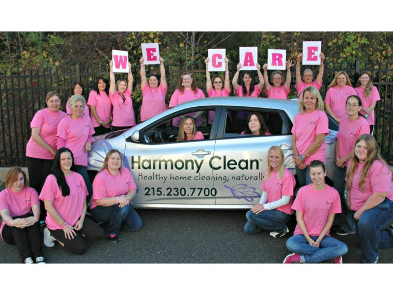 Doylestown House Cleaning Service, Harmony Clean, Inc., provides ...