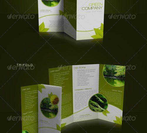 45 Creative Premium Brochure Template Designs   56pixels.com