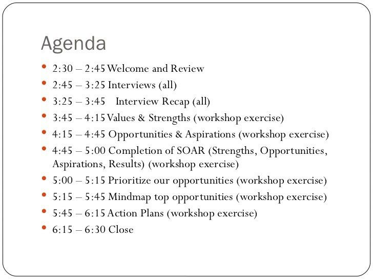 Agenda Outline. 4-H Club Meeting Agenda Template Club Meeting ...
