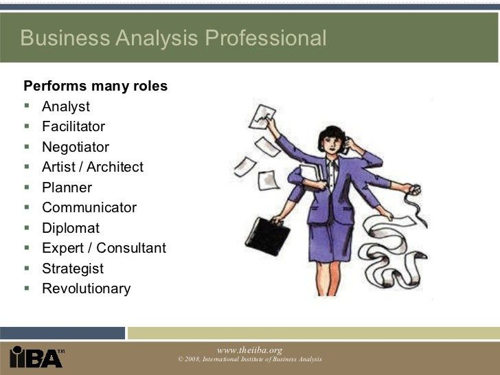 The Evolving Role of the Business Analyst