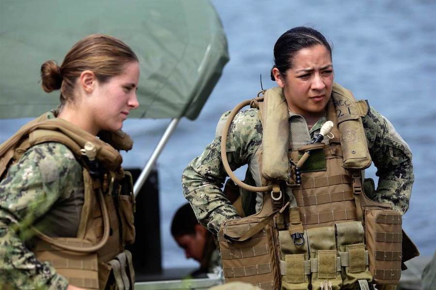 Congress May Not Require Women to Register for Draft | Military.com