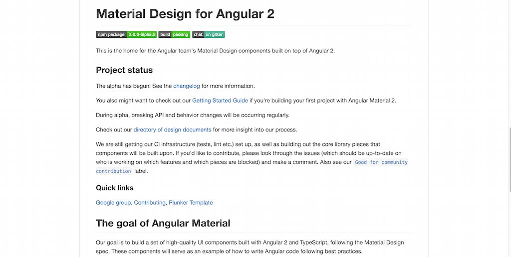 Top 27 Angular 2 Components for Web Developers - Colorlib