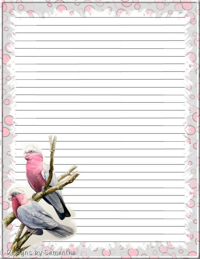 260 best Lined Stationery images on Pinterest | Writing papers ...