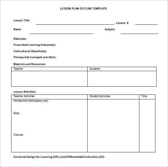 Lesson Plan Template Doc Best Lesson Plan Template Doc Ideas - Lesson plan blank template