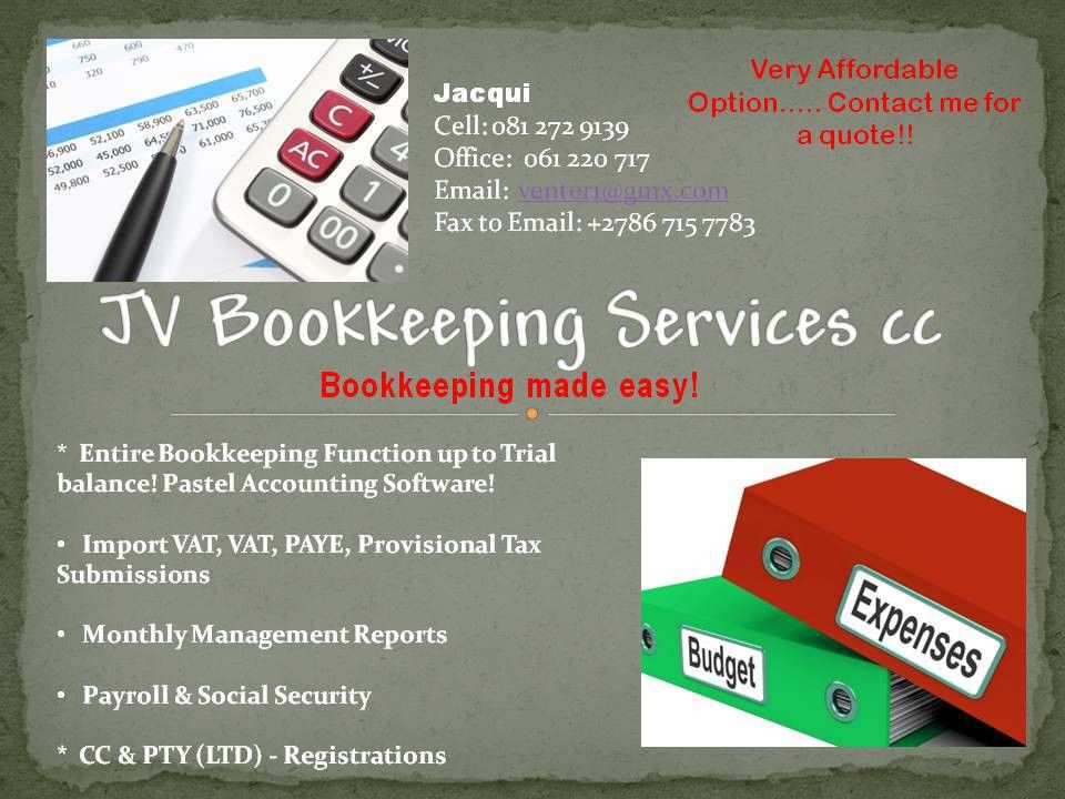 Things You Should Know Before Venturing Into Freelance Bookkeeping ...