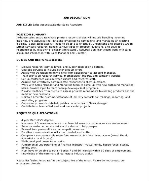 Sales Director Job Description. 18 Fields Related To Hotel Sales .