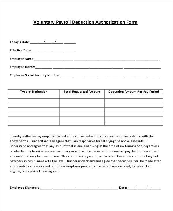 11+ Payroll Templates - Free Sample, Example Format | Free ...