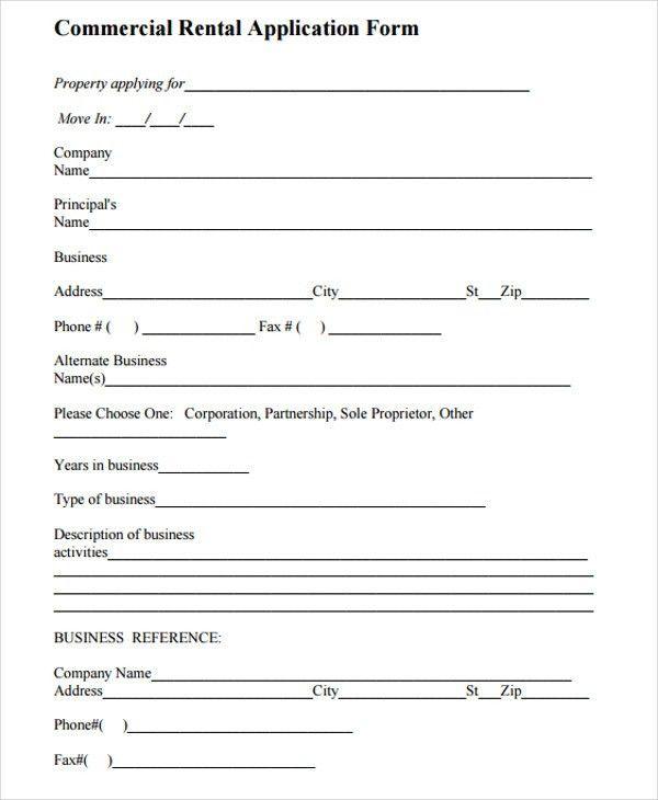 28+ Rental Application in PDF | Free & Premium Templates