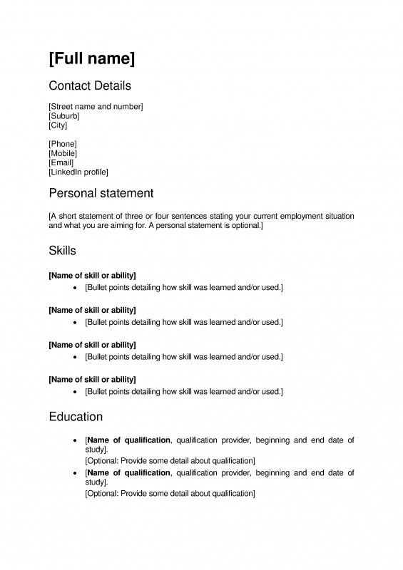 How To Create A Resume 8 Download-button - uxhandy.com