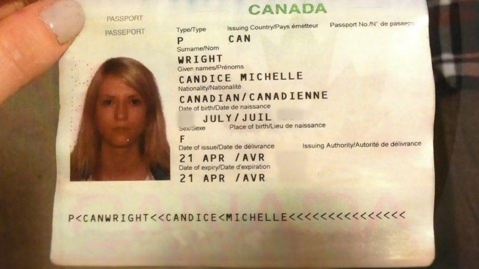 Traveller denied boarding over water-damaged passport   CTV ...