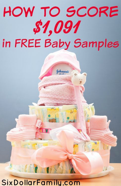 These Companies Will Send You Over $1,000 in FREE Baby Samples