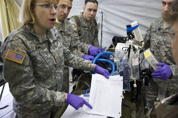 Air Force provides Army burn flight team with critical care ...