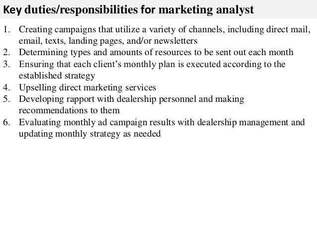 associate marketing manager job description. estate manager cover ...