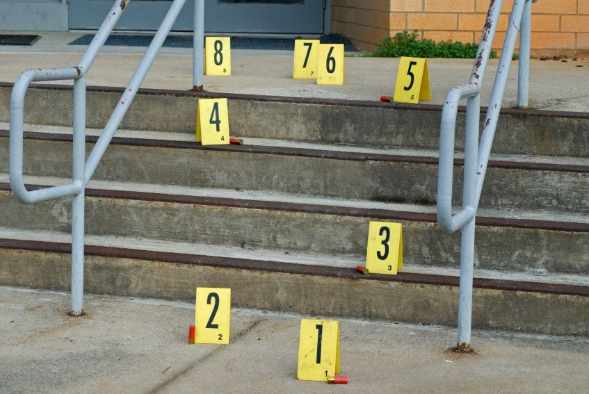 Online Crime Scene Investigation Degrees