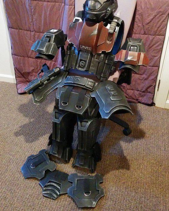Halo ODST EVA Foam Armor Costume/Cosplay Nov commission slot