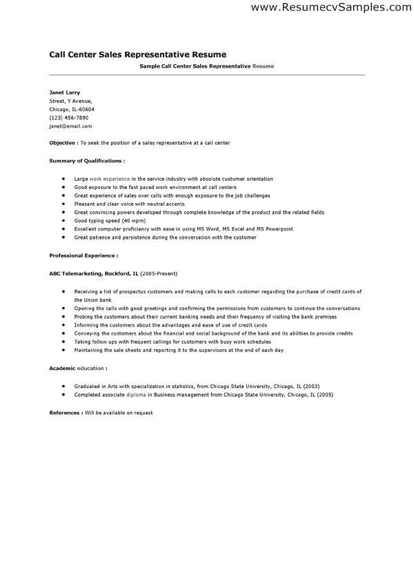 Call Center Resume Examples. Call Center #Manager Resume Sample ...